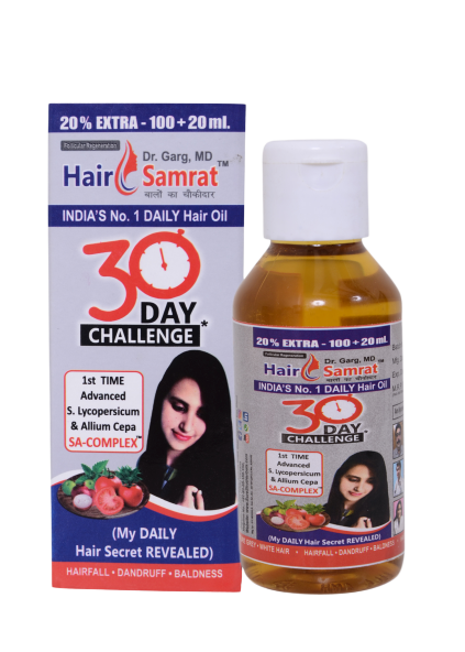 anti-dandruff hair oil in India